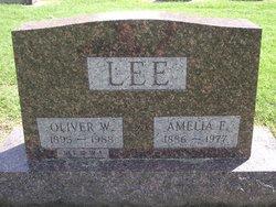 Oliver W. Lee