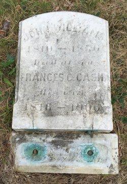 Frances C <I>Cash</I> Williams