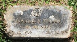 Harold Robert Pitzer