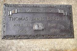 Thomas James Burke III