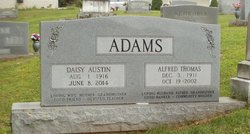 Daisy <I>Austin</I> Adams
