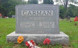 William Arthur Carman