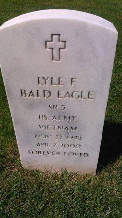 Lyle Frederick Bald Eagle