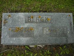 Alexander Black