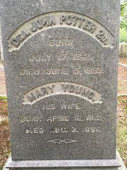 Mary <I>Young</I> Potter