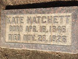 Katie Hatchett