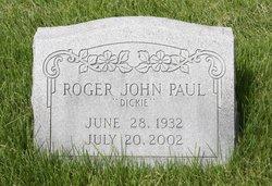 "Roger John ""Dickie"" Paul"