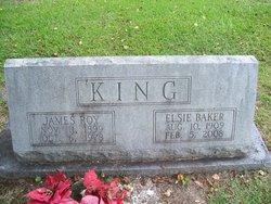 Elsie Mae <I>Baker</I> King