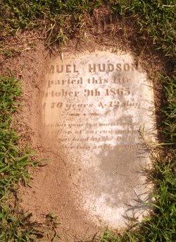 Samuel Pliny Hudson
