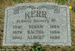 Albert Edison Kerr