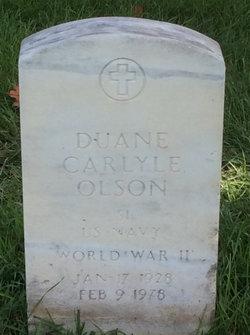 Duane Carlyle Olson