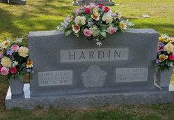 Ruth <I>Britt</I> Hardin