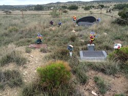 Sibley Last Chance Ranch Cemetery in Van Horn, Texas - Find
