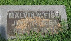 Melvin W Fisk
