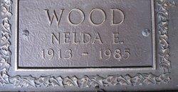 Nelda Evelyn <I>Fenner</I> Wood