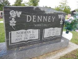 """Leona Geneal """"Oney"""" <I>Rule</I> Denney"""