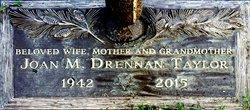 Joan M <I>Hyatt</I> Drennan-Taylor