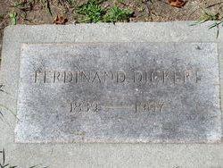 Ferdinand Dickert