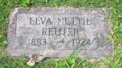 Elva Nettie <I>McCormick</I> Reuter