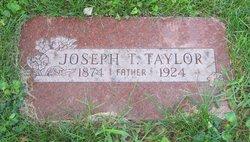 Joseph T. Taylor