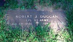 Robert J Duggan