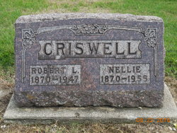 Robert Lee Criswell