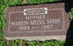 Marion <I>Meiss</I> Shire