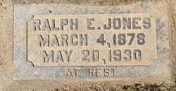 Ralph E Jones