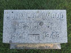 John Lockwood Mesick, Jr
