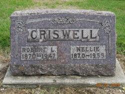 """Amanda Luella """"Nellie"""" <I>Epperson</I> Criswell"""