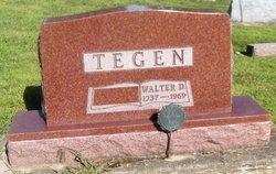 Walter Donald Tegen