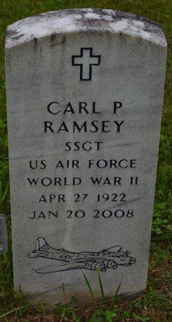 Carl P Ramsey