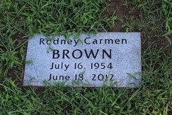 Rodney Carmen Brown