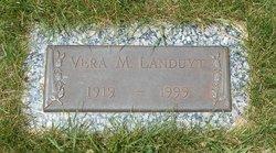 Vera M. <I>Anderson</I> Landuyt