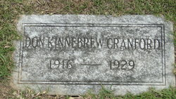 Don Kinnebrew Cranford