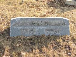 Avis M. Beck