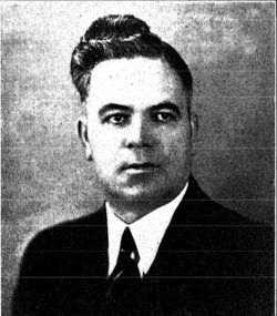 Rev James Swanson
