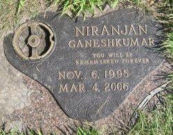 Niranjan Ganeshkumar