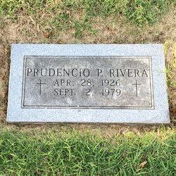 """Prudencio P """"Pete"""" Rivera"""