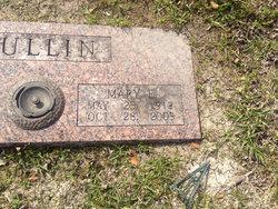 Mary E Bullin