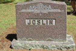 Charles A Joslin, Sr
