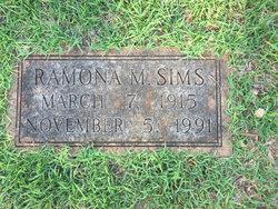 Ramona M. Sims