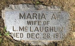 Maria A Mclaughlin