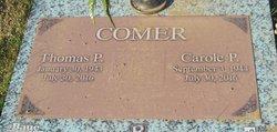 Carole <I>Parker</I> Comer