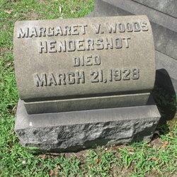 Margaret V. <I>Woods</I> Hendershot
