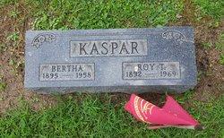 Bertha Kaspar