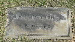 Harriet <I>Thorpe</I> Hillhouse