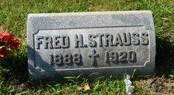 Fred Henry Strauss