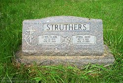 Lewis Clark Struthers
