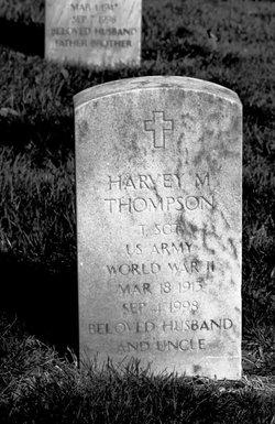 Harvey M Thompson